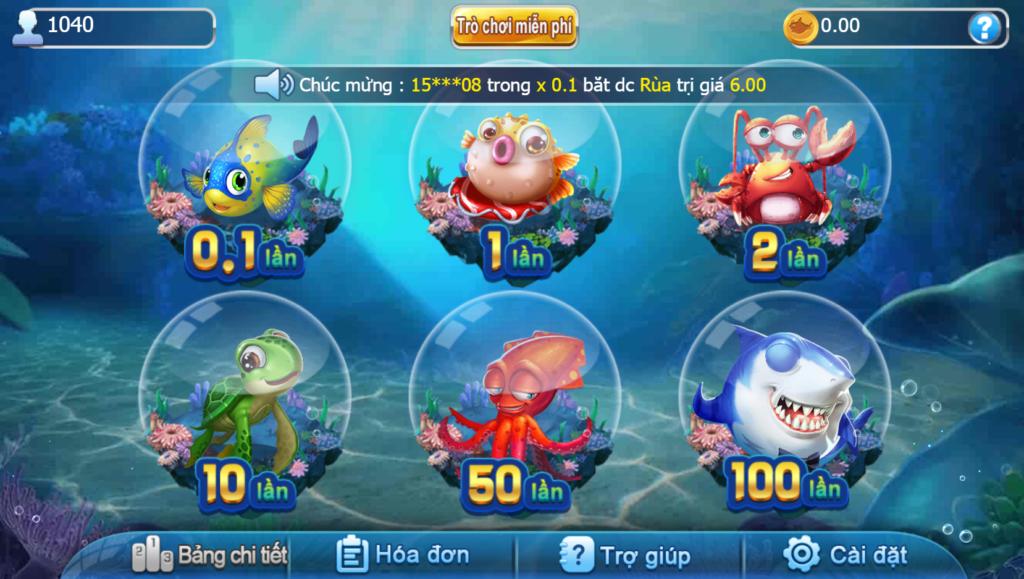 Bắn cá tại MIG8