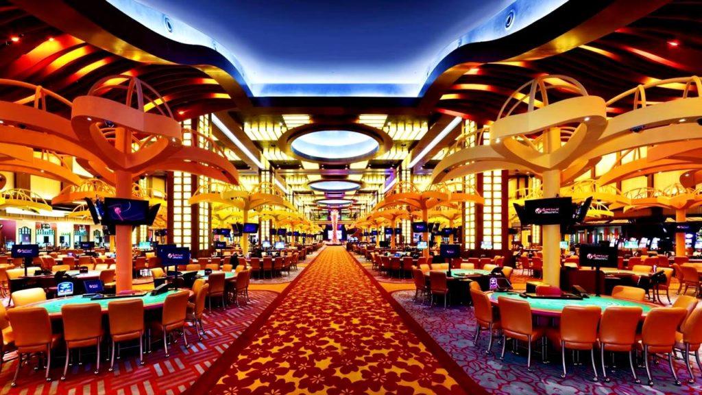 Sảnh Casino